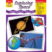 Evan-Moor Educational Publishers ScienceWorks for Kids: Exploring Space Grades 1-3 (853)