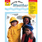 "Evan-Moor Educational Publishers ""ScienceWorks for Kids:Learning About Weather Grades K-1"" (870)"
