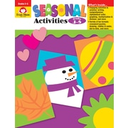 "Evan-Moor Educational Publishers ""Seasonal Activities for Grades 3-5"" (2004)"