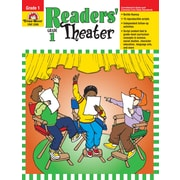 Evan-Moor Educational Publishers Readers' Theater for Grade 1 (3306)