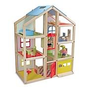 Hi-Rise Dollhouse,25 x 25 x 5.7,(2462)