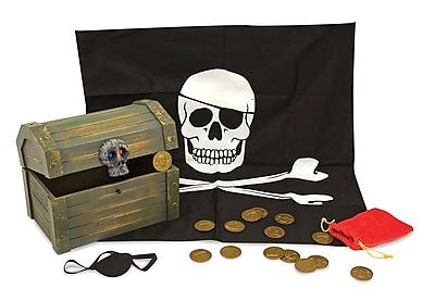 Melissa & Doug Pirate Chest, 9.75