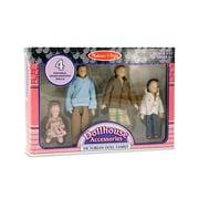 "Melissa & Doug Victorian Doll Family, 10.6"" x 7.4"" x 1.95"", (2587)"