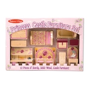 "Melissa & Doug Princess Castle Furniture Set, 16.15"" x 10.85"" x 2.75"", (3570)"