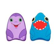Melissa & Doug Kickboard Bundle, Dolphin & Shark, 17.7 x 13 x 3 (6809)