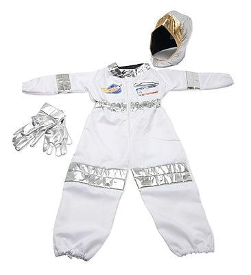 Melissa & Doug Astronaut Role Play Set, 17.2