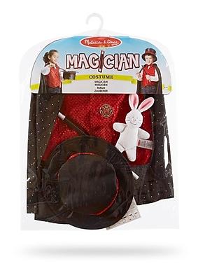 Melissa & Doug Magician Role Play Set, 17.9