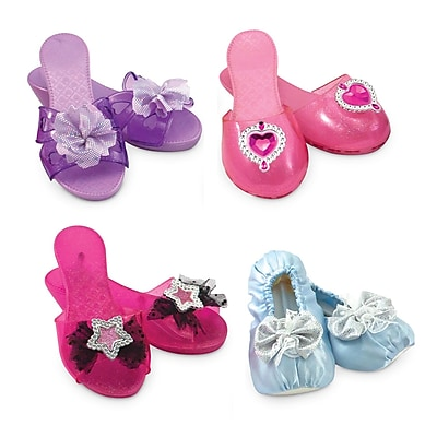 Dress-Up Shoes - Role Play Collection,14.5 x 11.5 x 4.2,(8544)