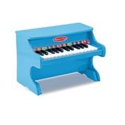 "Melissa & Doug 8790 Blue Piano 16.55"" x 11.8"" x 10.25"""