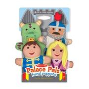 "Melissa & Doug Palace Pals Hand Puppets, 14.2"" x 8.45"" x 2.35"", (9082)"