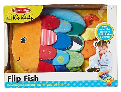 Melissa & Doug Flip Fish,14.25