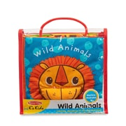 "Melissa & Doug Wild Animals, 8.75"" x 7.75"" x 1.5"", (9200)"