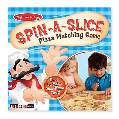 Spin-a-Slice Pizza Game,10.65