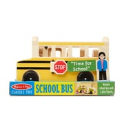 "Melissa & Doug School Bus, 10"" x 5.5"" x 4.2"" (9395)"