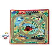"Melissa & Doug Round the Town Road Rug, 40"" x 4"" x 4"", (9400)"
