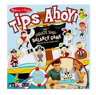 Melissa & Doug Tips Ahoy!,10.5