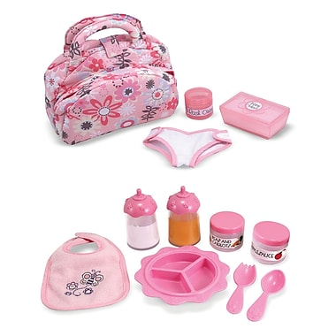 Doll Accessories Bundle,14.3 x 11.2 x 7.3,(9826)