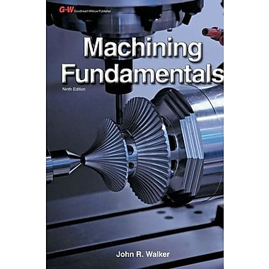 Machining Fundamentals, New Book (9781619602090)