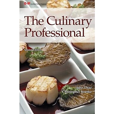 The Culinary Professional, New Book (9781619602557)