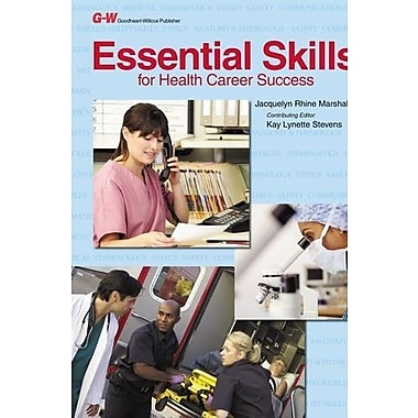Essential Skills for Health Career Success, New Book (9781619605893)