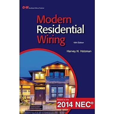 Modern Residential Wiring, New Book (9781619608429)