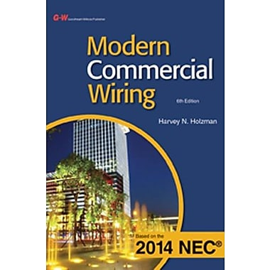 Modern Commercial Wiring, New Book (9781619608542)