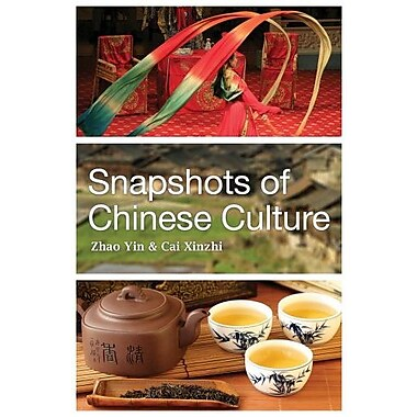 Snapshots of Chinese Culture, New Book (9781626430020)