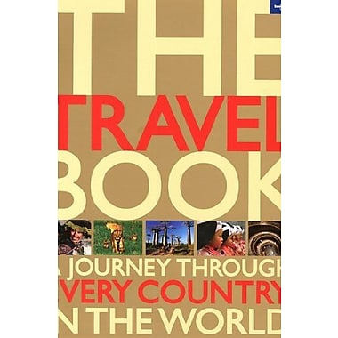 The Travel Book: A Journey Through Every Country in the World (Lonely Planet), New Book (9781742200798)