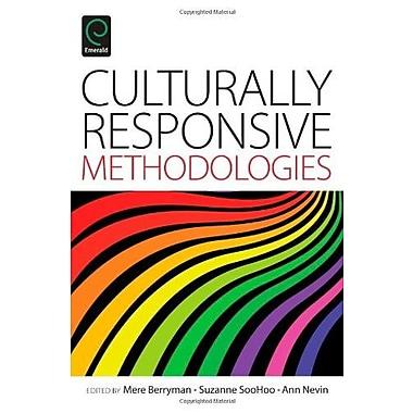 Culturally Responsive Methodologies, New Book (9781780528144)
