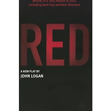 Red (Oberon Modern Plays), New Book (9781840029444)