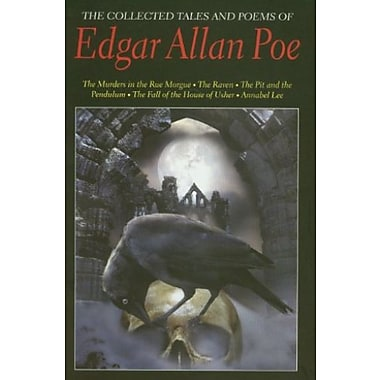 Collected Tales and Poems of Edgar Allan Poe (Wordsworth Special Editions) (Special Edition Using), New Book (9781840220520)