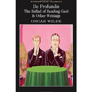De Profundis: The Ballad of Reading Gaol and Other Writings, New Book (9781840224016)