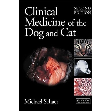 Clinical Medicine of the Dog and Cat, Second Edition, New Book (9781840761115)