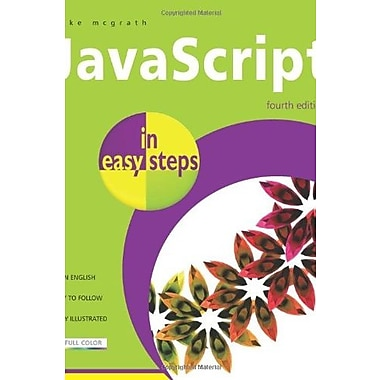 JavaScript in Easy Steps, New Book (9781840783629)