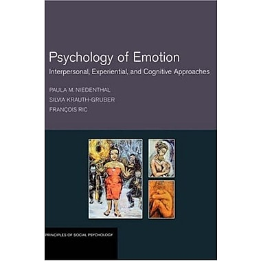 Psychology of Emotion: Interpersonal, Experiential, and Cognitive Approaches (9781841694016), New Book