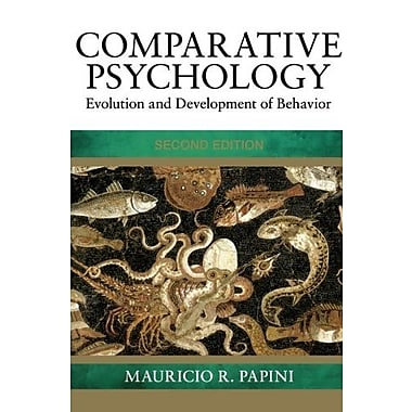 Comparative Psychology: Evolution and Development of Behavior, 2nd Edition, New Book (9781841694603)