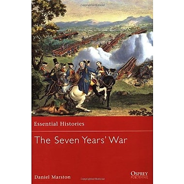 The Seven Years' War (Essential Histories), New Book (9781841761916)