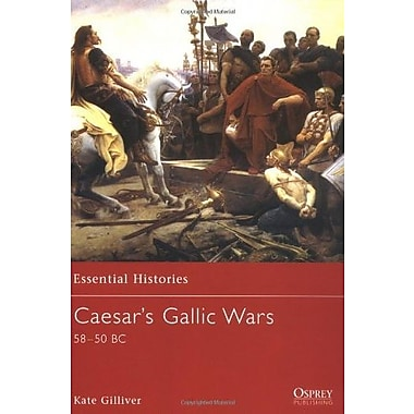 Caesar's Gallic Wars, New Book (9781841763057)