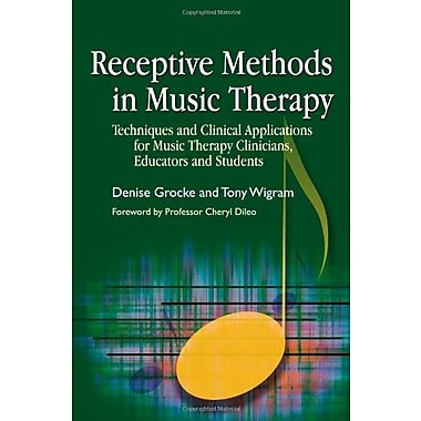 Receptive Methods in Music Therapy, Used Book