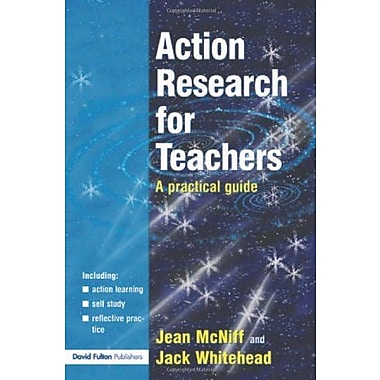 Action Research for Teachers: A Practical Guide, New Book (9781843123217)
