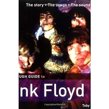 The Rough Guide to Pink Floyd (Rough Guide Music Guides), New Book (9781843535751)