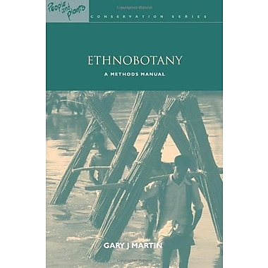 Ethnobotany: A Methods Manual (9781844070848), New Book