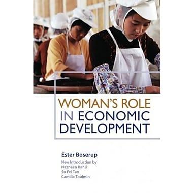 Woman's Role in Economic Development, New Book (9781844073924)