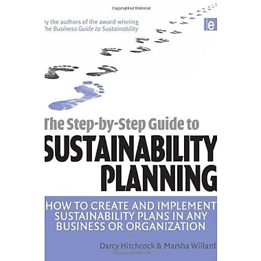 The Step-by-Step Guide to Sustainability Planning, New Book