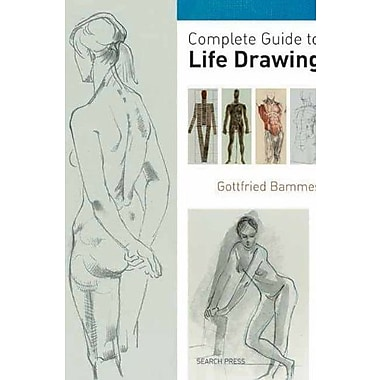 Complete Guide to Life Drawing, New Book (9781844486908)