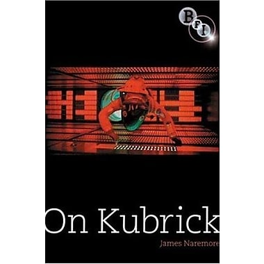 On Kubrick, New Book (9781844571420)