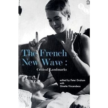 The French New Wave: Critical Landmarks, New Book (9781844572823)