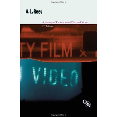 A History of Experimental Film and Video, New Book (9781844574360)