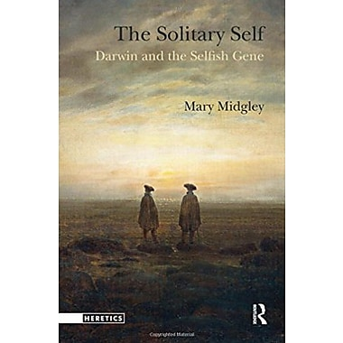 The Solitary Self: Darwin and the Selfish Gene, New Book (9781844652532)