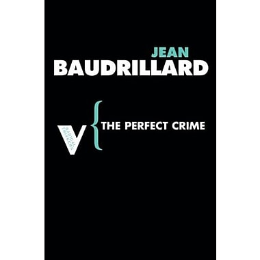 The Perfect Crime (Radical Thinkers), New Book (9781844672035)